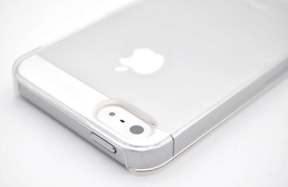 carcasa transparente iphone se