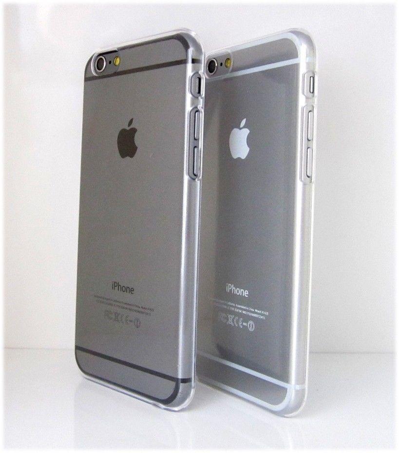 carcasa transparente iphone 6 plus