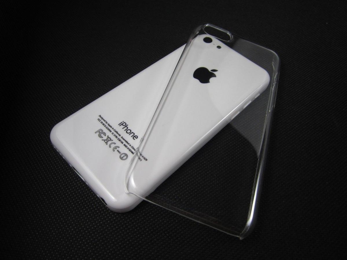 a814b76bd31 Carcasa Para iPhone 5c Acrilico Transparente - $ 1.990 en Mercado Libre