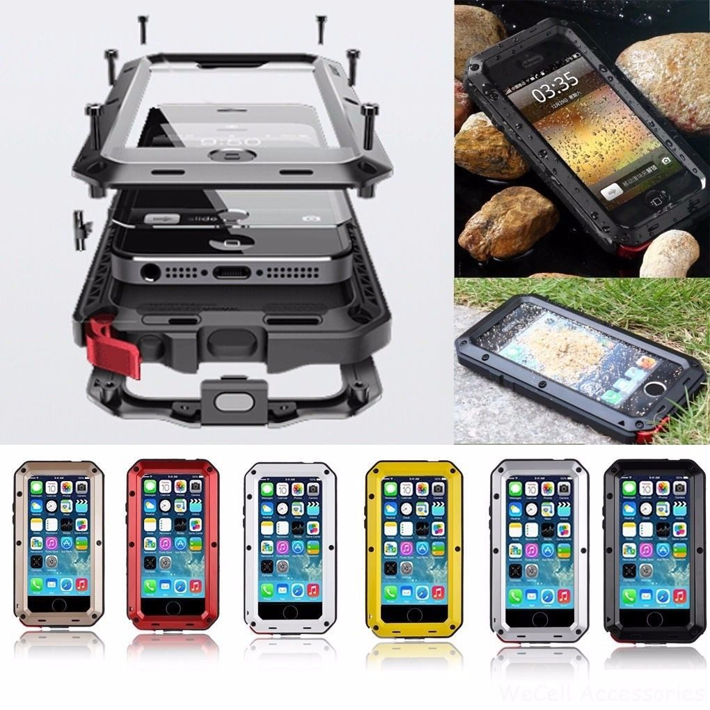 carcasa antigolpes iphone 6 plus