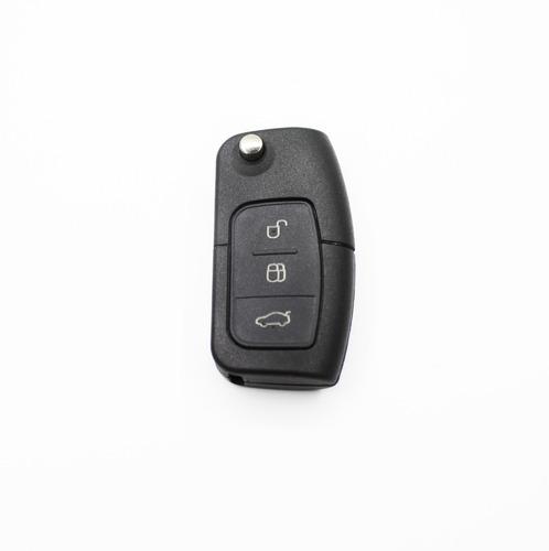 carcasa para llave ford focus 3 botones tipo navaja.