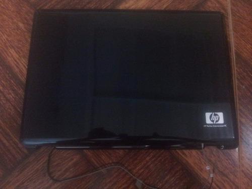 carcasa posterior de pantalla laptop hp pavilion dv6000