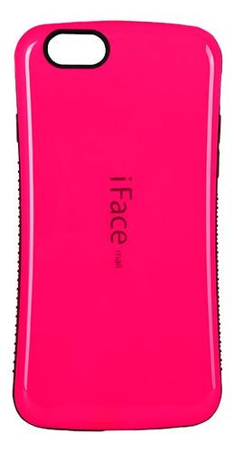 carcasa protector iface mall iphone 6 plus - rosa