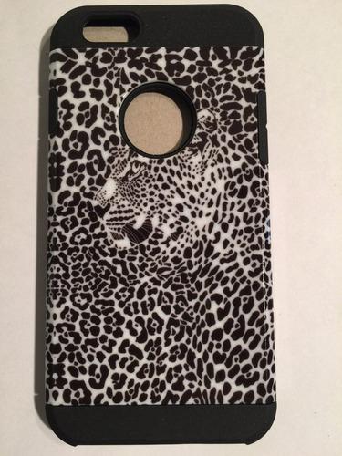 carcasa protector iphone 6 silicona goma colores
