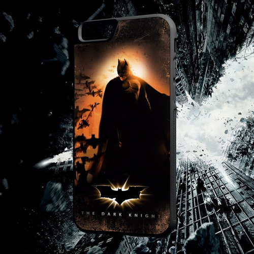 carcasa protector iphone- batman- dark knight