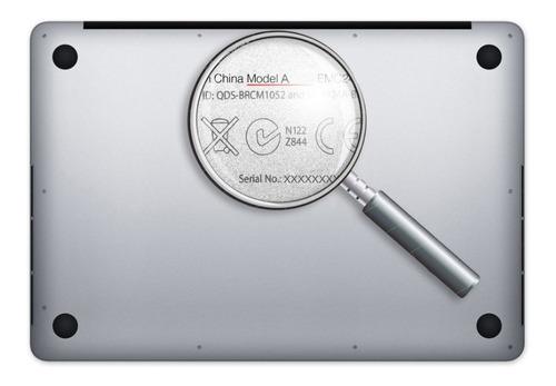 carcasa protector macbook air 11'' model: a1370 / a1465