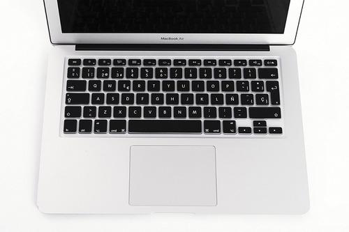 carcasa + protector teclado macbook pro 13.3  rainbow style