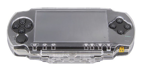 carcasa protectora acrilica gratis screen sony psp 1000