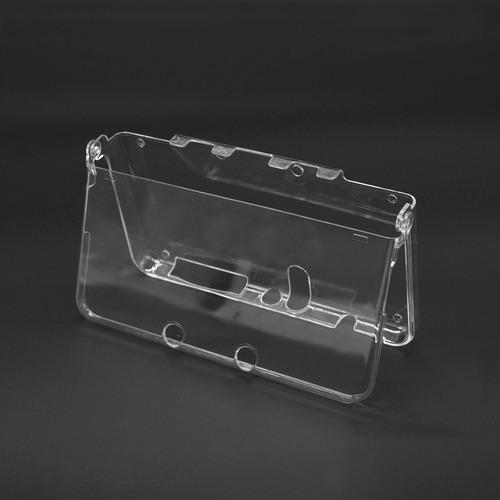 carcasa protectora acrilica nintendo new 3ds