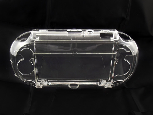 carcasa protectora acrilica sony ps vita 1000 (fat)