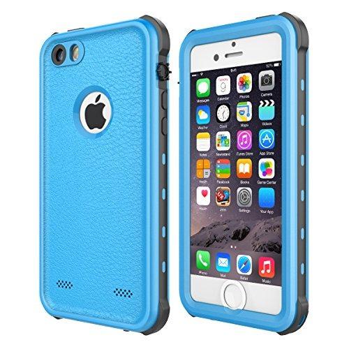 carcasa protectora ithrough impermeable para iphone 5 5s se
