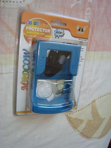 carcasa protectora para el game boy color