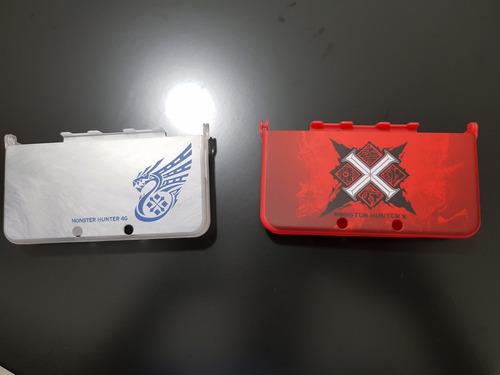 carcasa protectora para new nintendo 3ds
