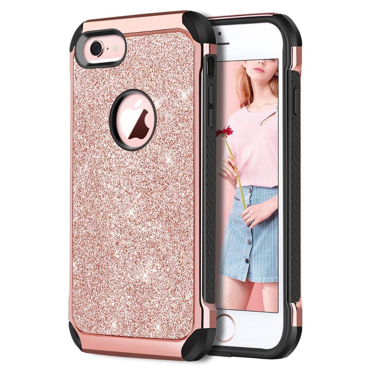 a3b45149c20 carcasa protectores para carcasa 6s, el iphone 6 de oro rosa. Cargando zoom.
