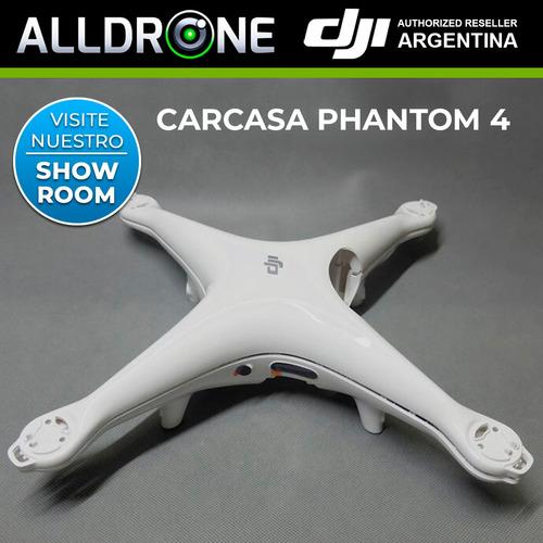 carcasa repuesto drone