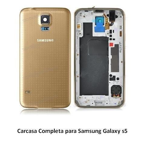 carcasa galaxy s5
