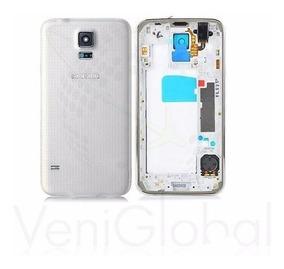 38c915c984d Carcasa Completa Galaxy S5 - Celulares y Teléfonos en Mercado Libre  Venezuela