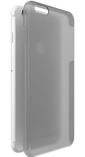 carcasa semitransparente iphone 7 plus y 8 plus just mobile