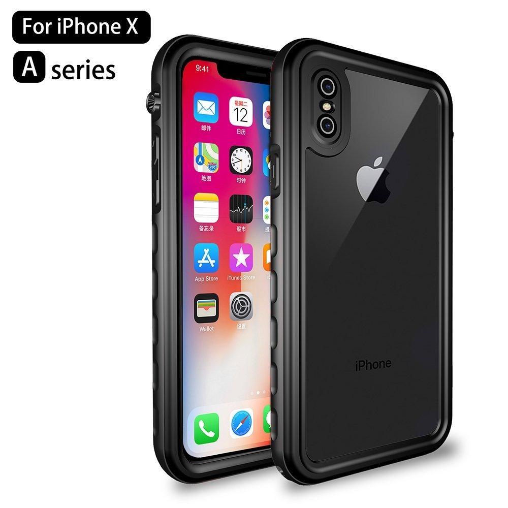 carcasa iphone x waterproof