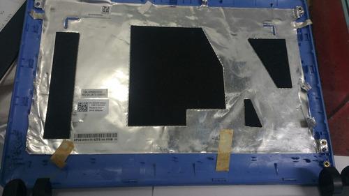 carcasa sin frontal portátil dell inspiron mini10 (2188)