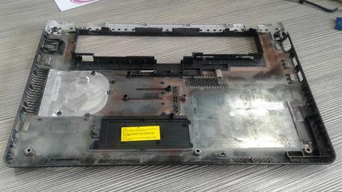 carcasa sin soporte de teclado portatil samsung 305u (6289)