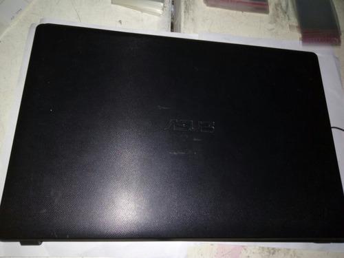 carcasa sin soporte teclado portatil asus f551c (2473)