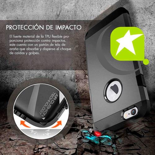 carcasa slim oem anti golpes para iphone 6