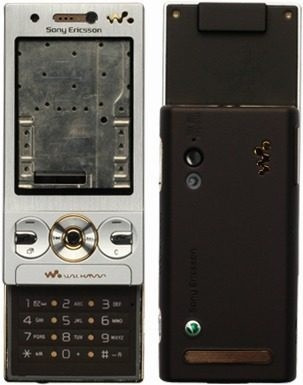 carcasa sony ericsson w715 original.