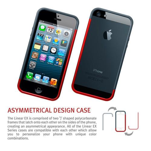 carcasa spigen sgp linear ex iphone 5
