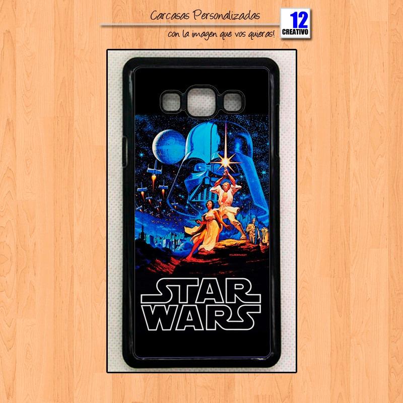 carcasas samsung a5 2017 star wars