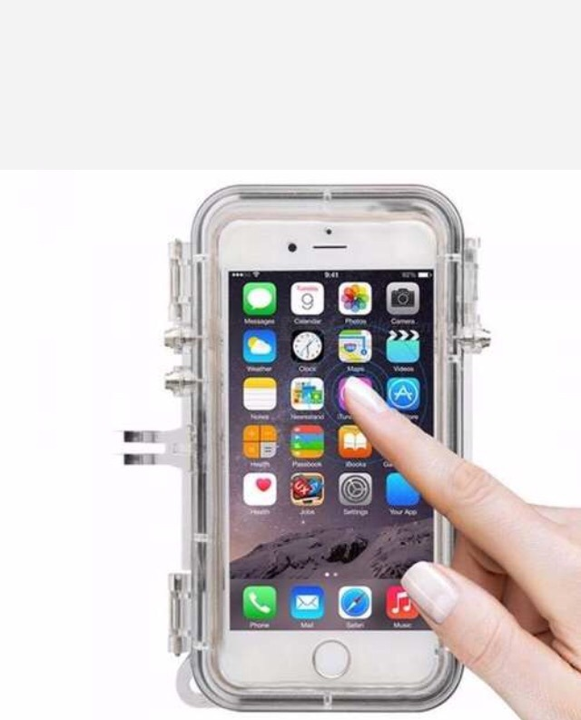 carcasa sumergible iphone 6