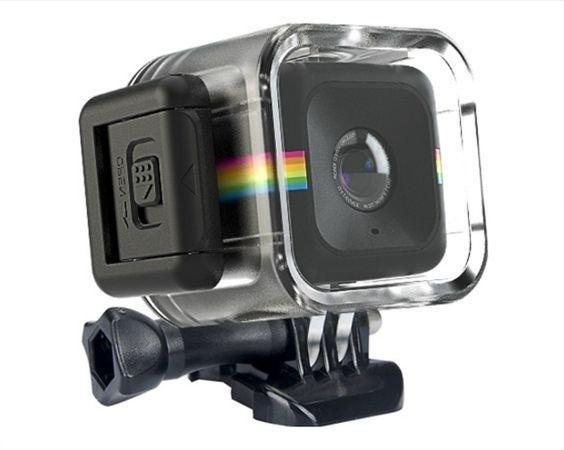 Carcasa Sumergible Para Polaroid Cube Adapta Accesorio Gopro -   800 ... cc4427162a