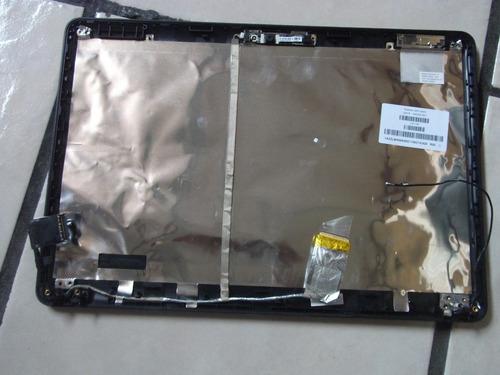 carcasa superior (pantalla) compaq presario cq43-170la   vbf