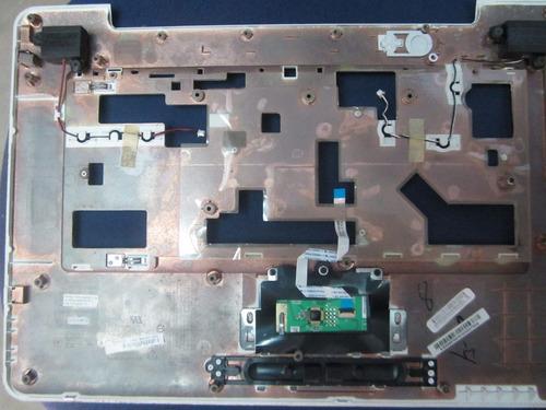 carcasa superior toshiba satellite l455d-s5976 sensor ratón