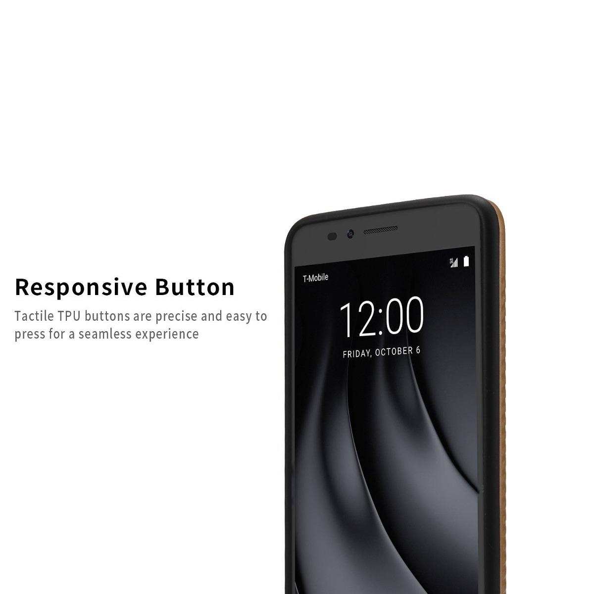 Carcasa T-mobile Revvl Plus Case, Coolpad Revvl Plus Case, T
