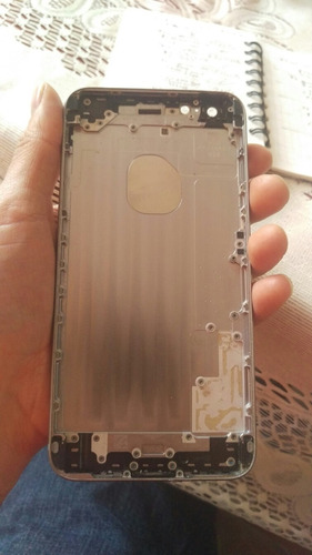 carcasa tapa back cover iphone 6 plus buen estado