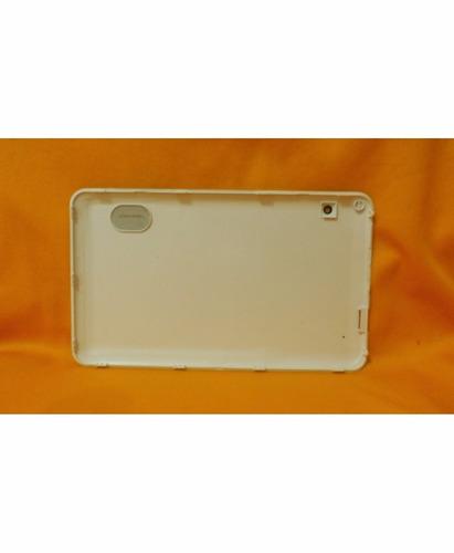 carcasa tapa blanca para tablet tech pad xtab785 7  ipp5
