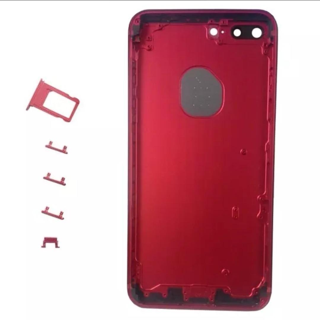 3247046014e Carcasa Tapa Chasis Apple iPhone 7 Plus - $ 580.00 en Mercado Libre
