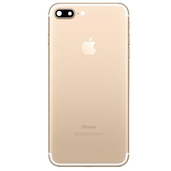 da26c93204d Carcasa Tapa Chasis Apple iPhone 7 Plus Dorada - $ 415.00 en Mercado ...