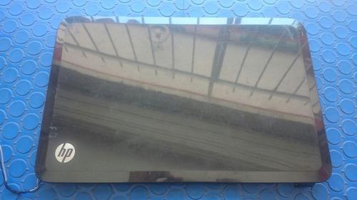 carcasa tapa display hp g4 serie 2000 683187-001 con detalle