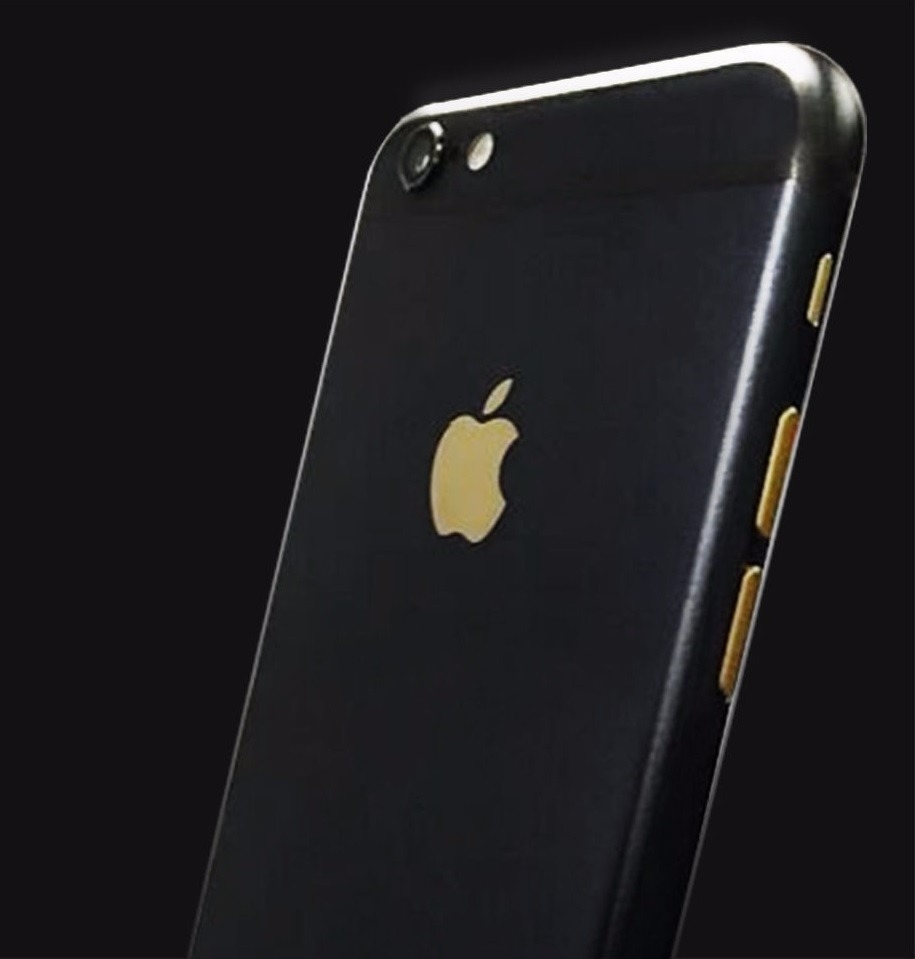 iphone 6s carcasa negra