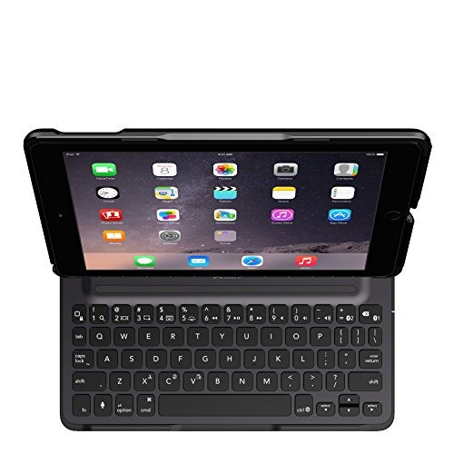 carcasa+teclado belkin qode ultimate pro negro p/ipad air 2
