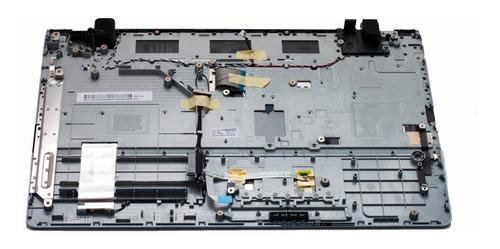 carcasa teclado samsung negro español np300e5c 300e5a-ad3