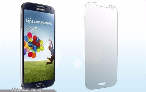 carcasa tipo flip galaxy s4 + lámina de pantalla con envio