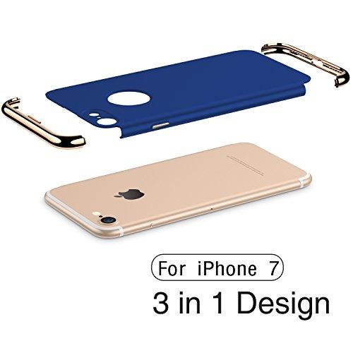 carcasa torras 3en1 ultra delgada antideslizante p/iphone 7