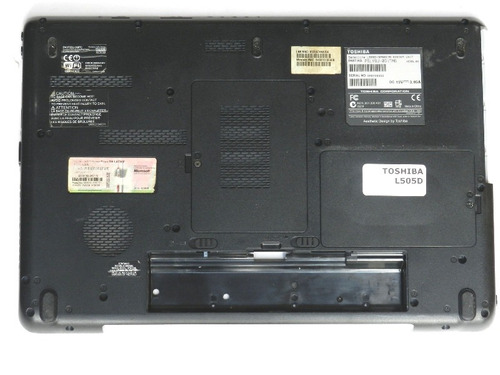 Driver: Toshiba Satellite L505