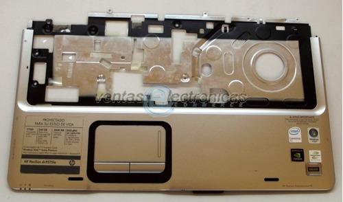 carcasa touchpad para hp dv9575la ipp6