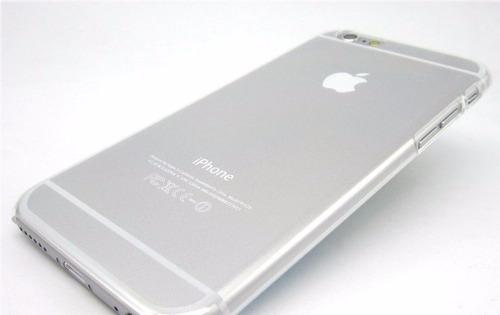 carcasa transparente  para iphone 6 6g 6s gocyexpress