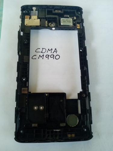 carcasa trasera huawei cm990 cdma original