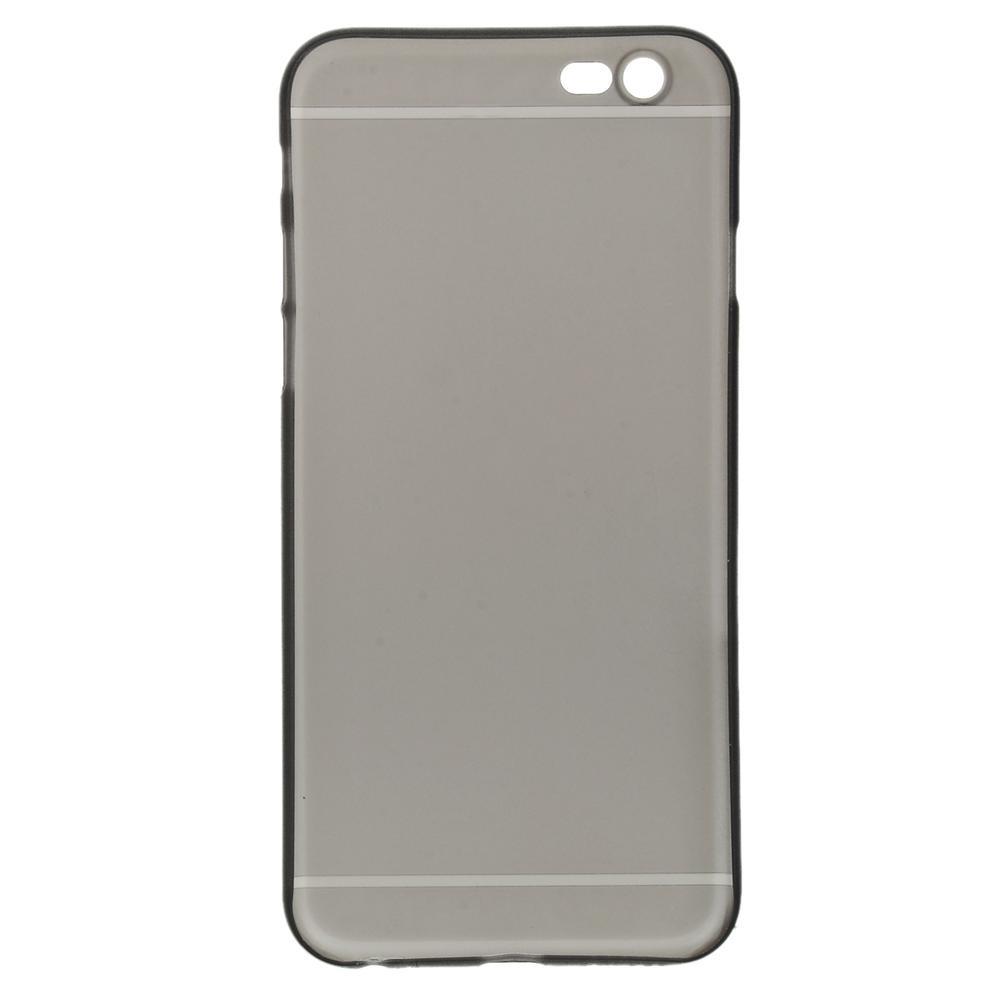 97a677c7211 carcasa trasera protectora mate pp para iphone 6s - negro tr. Cargando zoom.